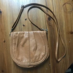 H&M faux leather crossbody bag